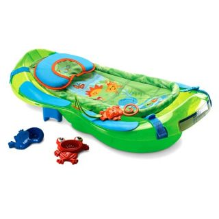 New Fisher Price Rainforest Bath Center Baby Bath Tub