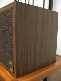 Vintage Martin Eastman Sound Micro Max Shelf Speakers 1971 Mid Century