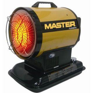 Master MH 70 SS 70000 BTU Kerosene Radiant Heater