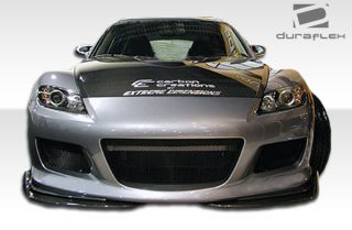 2004 2008 Mazda RX 8 Duraflex M 1 Speed Front Bumper Body Kit