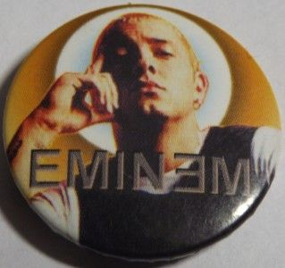 Pin 25mm 1 Infinite Encore Relapse Marshall Mathers EM103