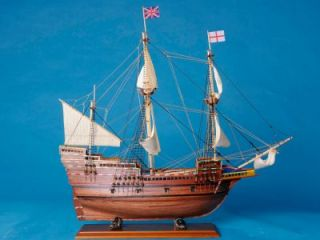 Mayflower 30 Limited Tall Model SHIP Amazing Detail