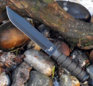 Linder German Military Combat Army Bayonet Style Knife