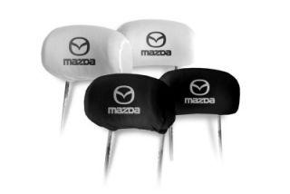 Headrest Covers Fits Mazda Bongo RX 7 Miata MX5 323