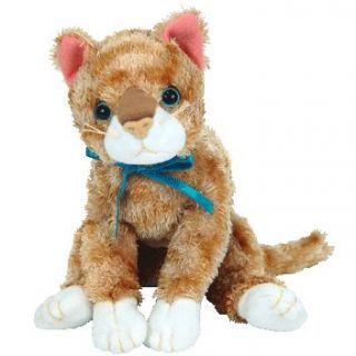 Ty Beanie Baby Mattie The Cat 7 inch MWMTS