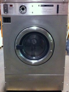 Maytag 50lb Front Load Washers MFR50MCAVS Stainless Steel