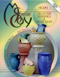 Vintage McCoy Pottery Price Guide V1 Planters Vase Etc