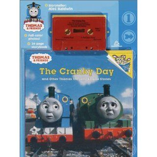 The Cranky Day and Other Thomas the Tank Engine Stories Book and