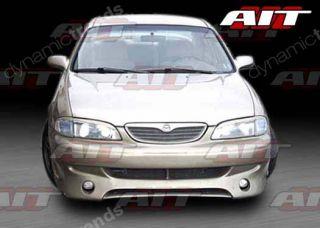 98 99 00 01 02 Mazda 626 Wiz Style Full Body Kit