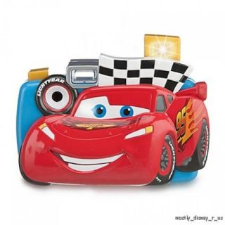 Disney Store Cars Lightning McQueen Talking Toy Digital Camera