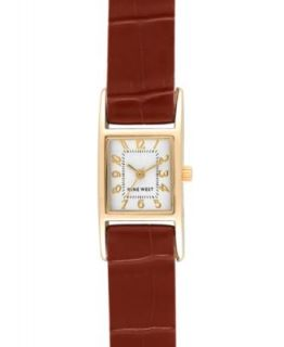 Pulsar Watch, Womens Brown Leather Strap PTC386   All Watches