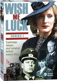 Wish Me Luck Series 1 New SEALED 2 DVD Set 054961834891