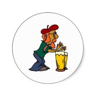 Bongo Drums Sticker