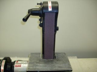 Dayton 2 x 6 Belt Disc Sander