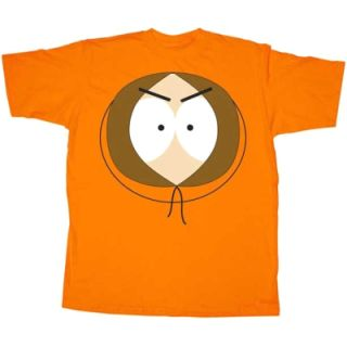 Kenny McCormick South Park Face T Shirt New Halloween