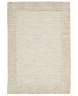 Barclay Butera Lifestyle Area Rug, Ripple RIP01 Tranquil 56 x 75
