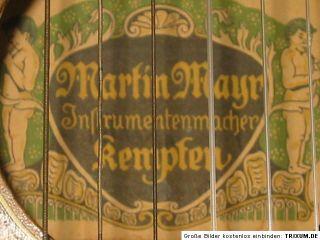 Very Nice Old Martin Mayr Kempten Antique Parlor Parlour Salon