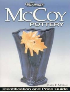 McCoy Pottery Book Brush Cookie Jar Shakers Wall Pocket