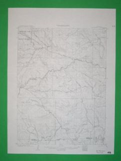 MT Olympus Quad Loveland HTS Colorado 1905 Topo Map