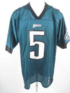 Reebok Philadelphia Eagles McNabb Football Jersey Sz M
