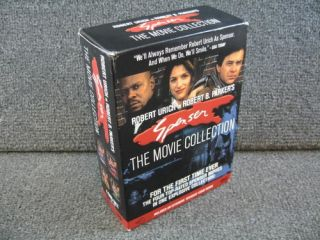 Spenser for Hire The Movie Collection 4 Disc DVD Box Set 1994
