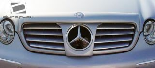 FRP Mercedes Benz CL W215 LR s F 1 Body Kit 00 06 New Part A