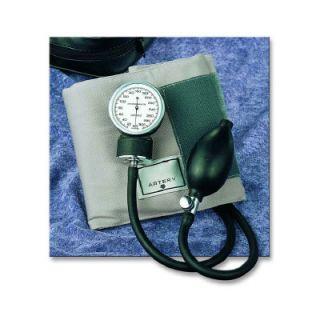 Prosphyg 770 Blood Pressure Cuff Adult Gray Cotton Latex