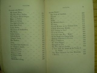 Poems of George Menzies  with a life of the author Scottish Poet 1854