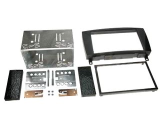 Mercedes CLK 2006 Car CD Stereo Double DIN Fascia Panel Fitting Kit