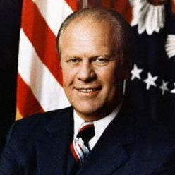 GERALD R. FORD letter to SHIRLEY TEMPLE Ambassador to Ghana & Chief of