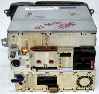2002 2003 MERCEDES S500 FACTORY NAV NAVIGATION CD PLAYER OEM RADIO
