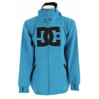 DC Spectrum Snowboard Jacket Blue Jewel Mens
