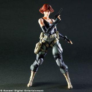 Arts Kai Metal Gear Solid Meryl Silverburgh Action Figure MISB