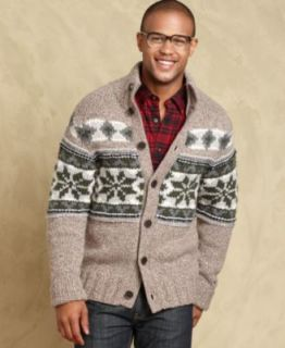 Tommy Hilfiger Sweater, Berne Button Cardigan Sweater Eurpoean
