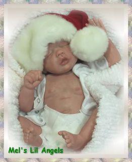 Noelle by Adrie Stoete Schuiteman Baby Reborn by Mels Lil Angels Make
