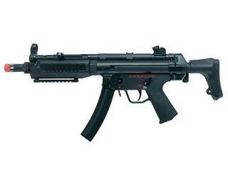 USA H&K Replica Airsoft Rifle MP5 SD5 Elite, Electric Metal Gears