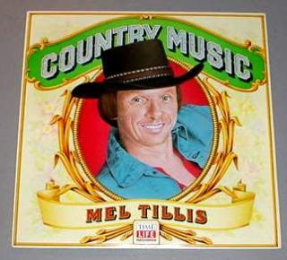 Mel Tillis SEALED LP Time Life Country Music