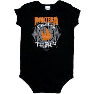 Pantera Daddys Little Thrasher Official Baby Onesie Romper New