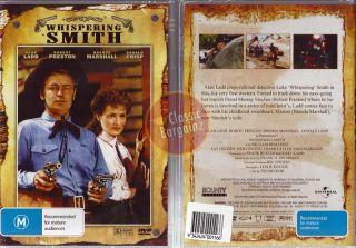 Whispering Smith * Alan Ladd Robert Preston * western * New dvd