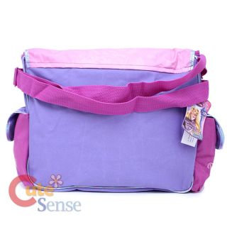 Princess Tangled Rapunzel Messenger Bag Diaper Bag Shoulder Book Bag