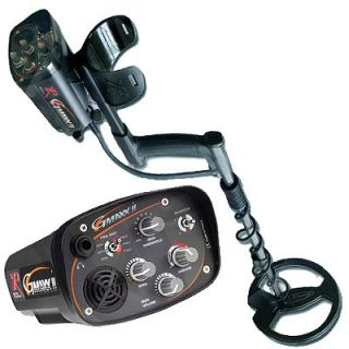 XP GoldMaxx Power Metal Detector  Deus Stem  Available now @ Hidden