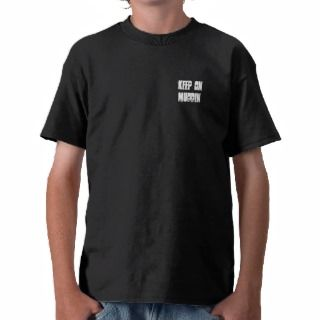 Kids Keep on Muddin ATV T Shirt