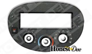 ZX2 Car Stereo Single DIN Radio Install Dash Kit Metra 99 5720