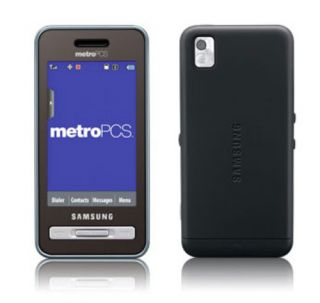 MetroPCS Samsung Finesse Mobile Cell Phone Touchscreen