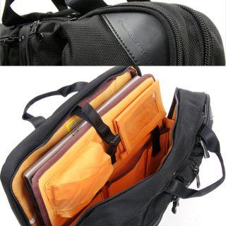 Mendoza 13 14 Laptop Notebook Case Briefcase Mens Bag