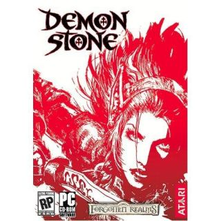 Demon Stone Ad D Forgotten Realms New PC Game