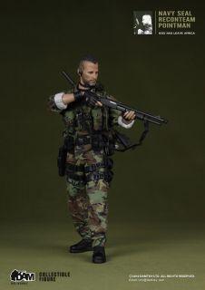 DAM Toys TOS Navy Seal Pointman Kelly Lake Johnny Messner Headsculpt