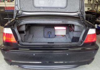 Convertible Custom Built Armrest Sub Bass Box Enclosure for Subwoofers