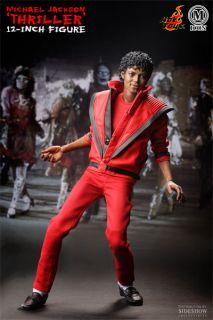 Hot Toys Michael Jackson Thriller 1 6 Figure MISB