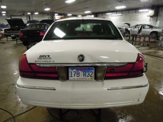 came from this vehicle 2004 MERCURY GRAND MARQUIS Stock # UE1484